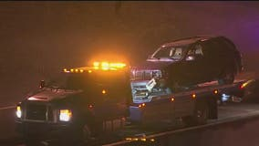 DPS: No injuries in crash involving up to 20 vehicles on SR-51 in Phoenix