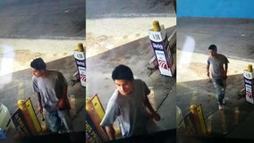 Casa Grande Police looking for suspect in armed robbery