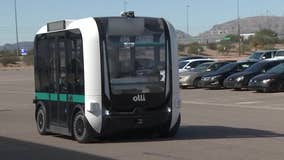 Valley company has ambitious plans for its self-driving shuttles