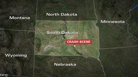 Authorities: Plane crashes in South Dakota; 9 dead