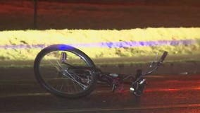 Bicyclist dies at hospital after being hit by car in Phoenix