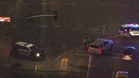 Chandler police officer injured after crashing into power pole