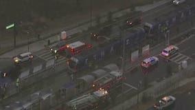 Police: Pedestrian hit by light rail in Phoenix