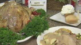 Salvation Army preps Thanksgiving dinner that will feed over 3,900 people