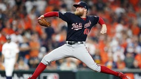 Nationals reliever Doolittle doesn't plan on attending White House World Series championship event: Report