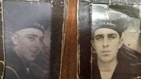 'I would love to send these men home': Man hopes to find families of Navy sailors in photos