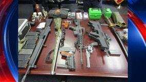 CBP officers seize firearms, ammunition, meth and marijuana worth nearly $214k at Arizona border