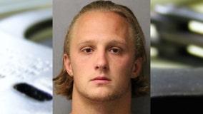Ex-University of Delaware baseball player sentenced to 5 years in prison for rape