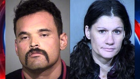 Scottsdale police: 2 accused of armed robbery, retail theft