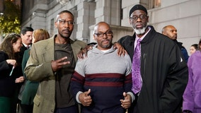 Maryland men jailed for more than three decades in teen's killing are exonerated, released from prison