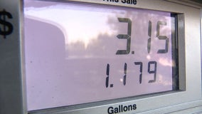 Gas prices edge up around nation