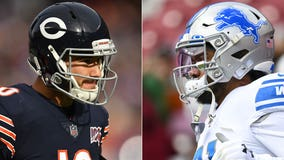 Thanksgiving Day Football on FOX: Lions vs Bears