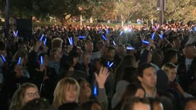 Thousands attend vigil for victims of Saugus High School shooting