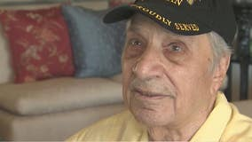 Valley WWII veteran shares story of how he helped change the course of history