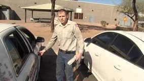 "AC repairman Robert Moore walks out of jail following ""not guilty"" verdict in murder trial"