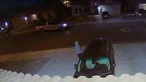 New video shows car break-in attempt at Chandler neighborhood