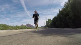 Valley man sets goal of running 7 marathons in 7 days to raise awareness for ulcerative colitis