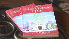 Valley woman's holiday-themed book has been turned into a Hallmark Christmas movie