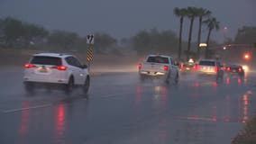 Round 2? National Weather Service forecast calls for rain in the Valley next week