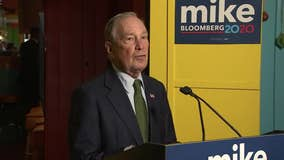 Former New York City Mayor Michael Bloomberg visits Arizona days after announcing presidential run
