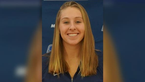 Gymnast, 20, dies after 'freak' training accident at university