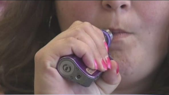 Vaping sales on the downfall amid health concerns