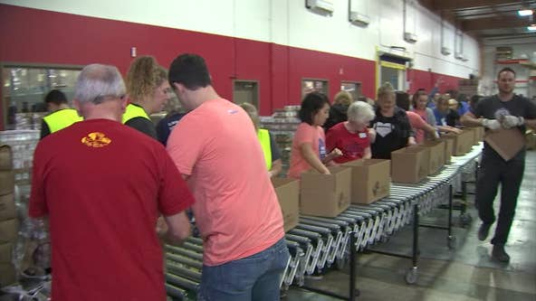 St. Mary's Food Bank in need of donations before Thanksgiving