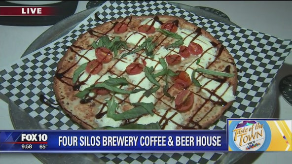 Taste of the Town: Four Silos Brewery Coffee and Beer House