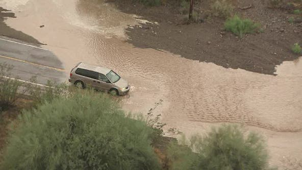 Storm brought flooding to parts of the Valley; snow to parts of the High Country