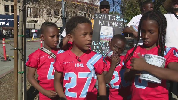 Compton football team raising funds, hoping to get to championship game in Florida