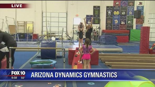 Cory's Corner: Arizona Dynamics Gymnastics