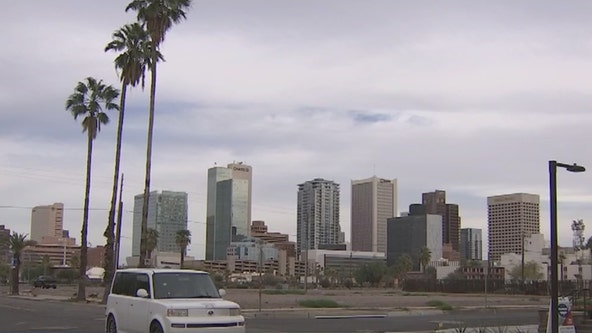 NWS: Phoenix has its 1st 80+ degree day since November 18