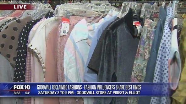 Thrifty Thursday: Goodwill 'Reclaimed Fashion'