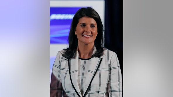 Former U.N. Ambassador Nikki Haley alleges some on Trump team urged resistance