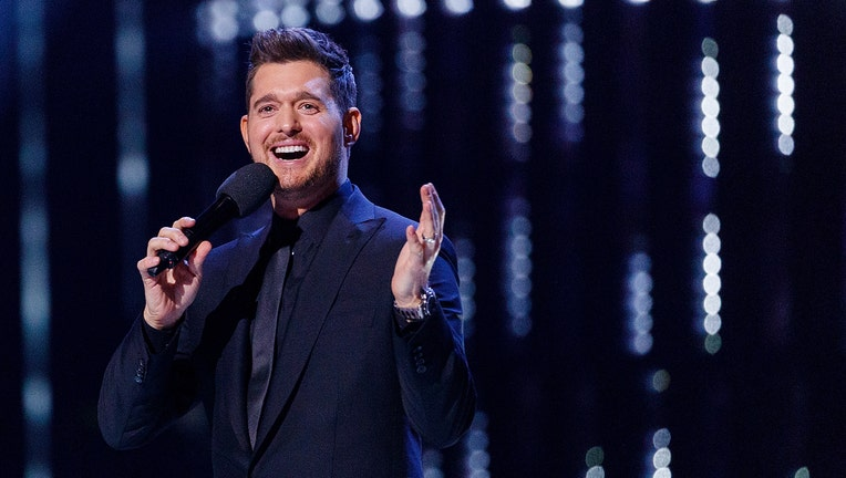 michael buble special 2020