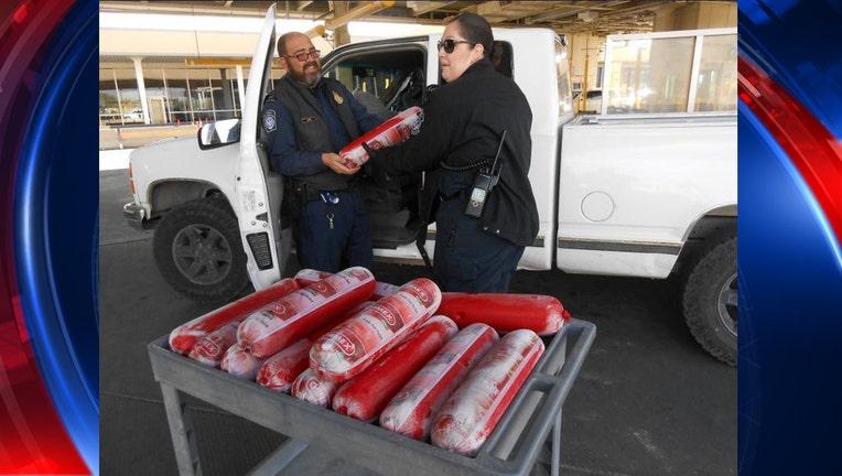 CBP seizes bologna in El Paso, Texas