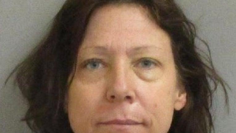 Photo featuring a woman, identified as Dana Lynn Welch
