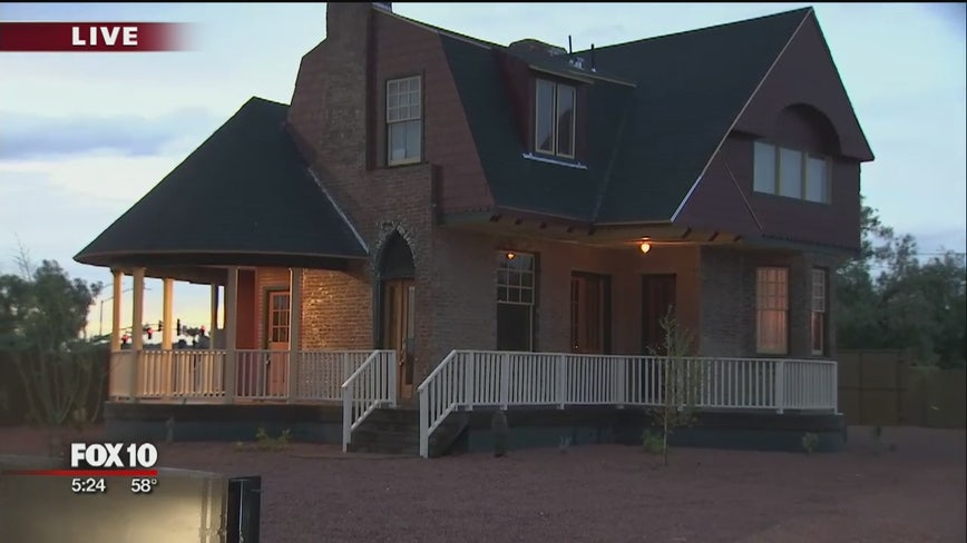 Historic Norton house renovated and available for rentals
