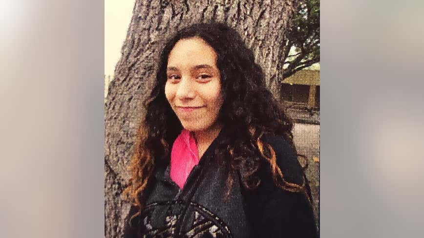 Amber Alert: 14-year-old girl from Hondo, Texas last seen in October