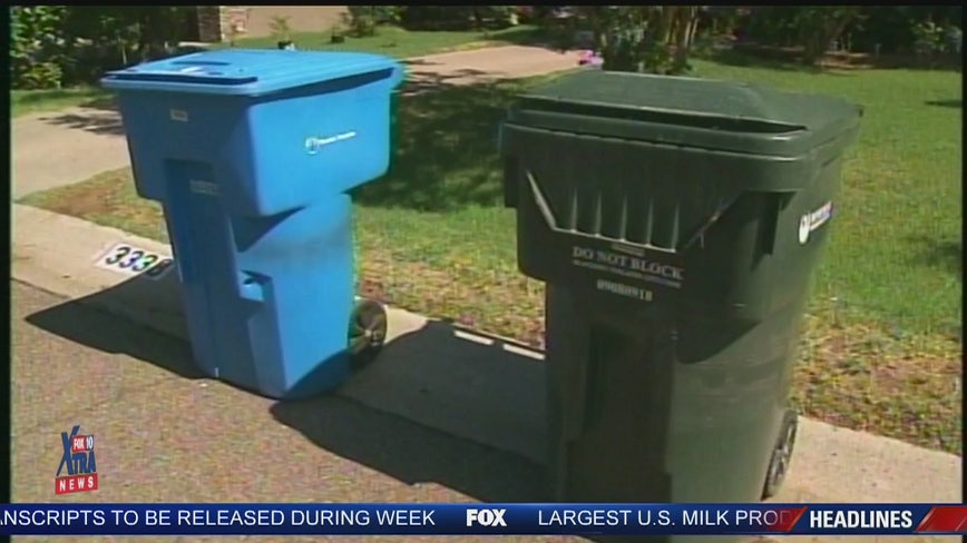 City of Phoenix considers increasing costs for trash and recycling services