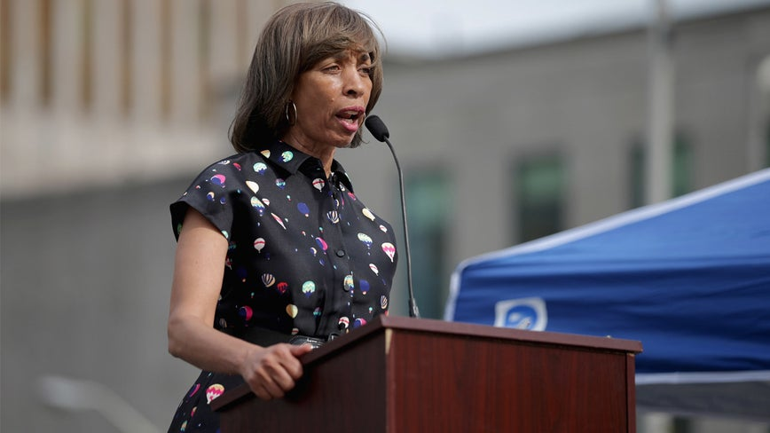 Ex-Baltimore Mayor Catherine Pugh pleads guilty to conspiracy, tax evasion; not guilty to wire fraud