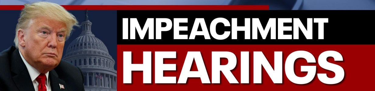 Trump Impeachment Inquiry