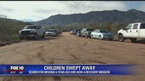 Search for missing 6-year-old girl now a recovery effort