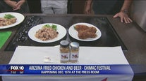 Preview of the AZ Fried Chicken and Beer Festival with Jasperz Island Fusion