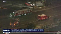 Police investigating fatal pedestrian crash in Phoenix