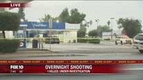 Phoenix Police investigate deadly shooting at gas station