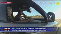Arizona DPS Director accused of speeding in excess of 90 mph on I-17