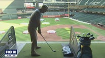 Cory's Corner: Topgolf at Chase Field in downtown Phoenix