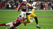 Steelers hang on for 23-17 victory over Cardinals