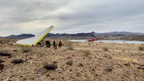 Authorities investigating after small aircraft crashes near Lake Havasu